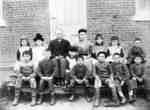 Sinclair School Class, 1891