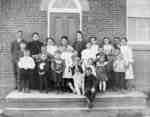 Sinclair School Class, 1907