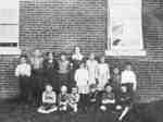 Sinclair School Class, 1922