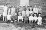 Sinclair School Class, 1928