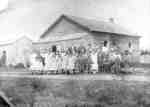 School Section Number 2 Schoolhouse, c.1860&nbsp;