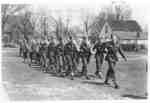 Whitby Collegiate Institute Cadets, 1945