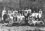 Almonds Town Line School Class, 1930