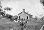 Almonds Town Line School Class, c.1890