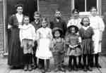 Dryden Public School Class, c.1909