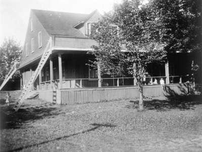 Methodist Fresh Air Home at Heydenshore Park, c.1930