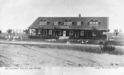 Methodist Fresh Air Home, 1906