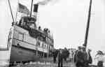 Argyle Steamship at New York, c.1909