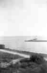 Whitby Harbour Entrance, 1942