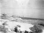Whitby Harbour in Winter, c.1910-1915