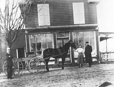 Goldring Store at Port Whitby, c.1911