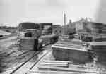 Brunton Lumber Yard, 1947