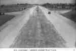 Construction of Highway 401/2A, 1947