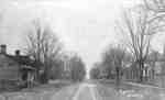 Byron Street looking South, c.1907