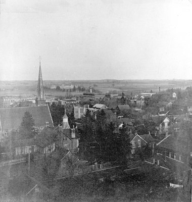 Panoramic Photograph of Whitby Part II, 1906