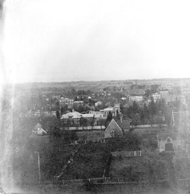 Panoramic Photograph of Whitby Part I, 1906
