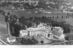 Ontario Ladies' College Aerial View, 1919