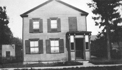 Residence of John Stanlick, c.1910