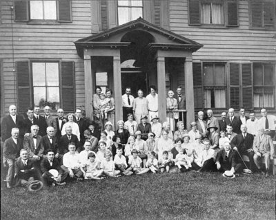 Lynde Family Reunion, 1926