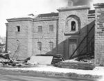 Demolition of Ontario County Jail, 1960