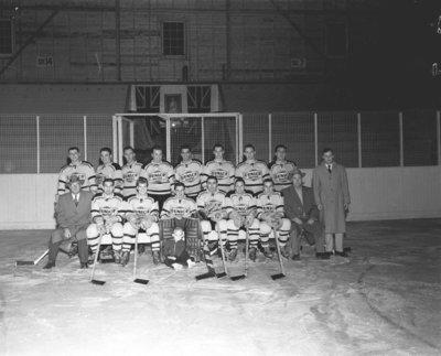 Whitby Dunlops, 1955