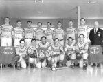 Brooklin Concretes Baseball Team, 1966