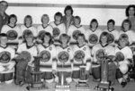 Whitby Mall Florist Minor Hockey Team, c.1980