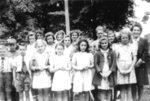 Myrtle Public School Class, 1943