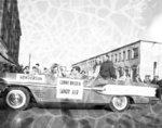 Whitby Dunlops Victory Parade in Oshawa, 1958