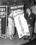Whitby Dunlops Banners Presentation, 1959