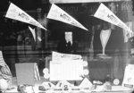 Whitby Dunlops World Ice Hockey Championship Window Display, 1958