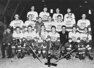 Arseneau Fuels Hockey Team, 1967