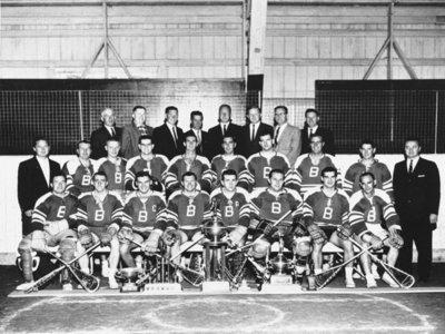 Brooklin Redmen, 1963