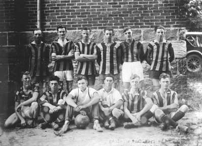 Brooklin Soccer Team, 1935