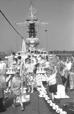 H.M.S. Whitby, 1959