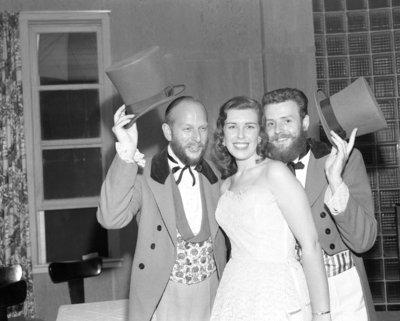 Whitby Centennial Officials, 1955