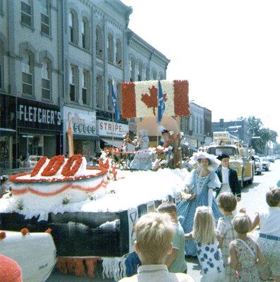 Centennial Parade, 1967