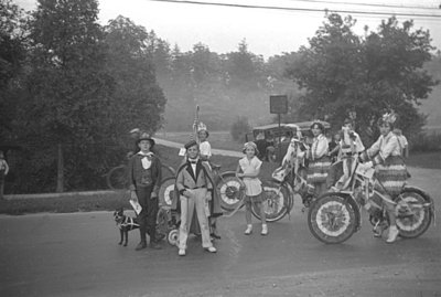 Lions Club Parade , 1937