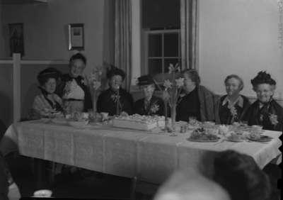 Brooklin Womens' Institute 37th Anniversary Celebration, 1947