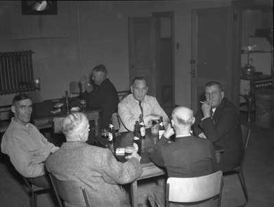 Eric Clarke's Bugle Band, 1947