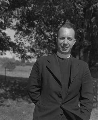 Father William Kennedy, 1948
