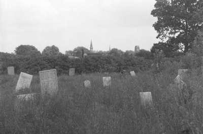 Wesleyan Methodist Cemetery, 1948
