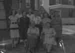 Huntley Family Portrait, September 14, 1947