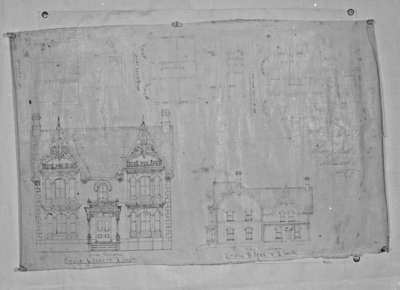 Dr. Hunter Oke Plan of House (Image 1 of 3)