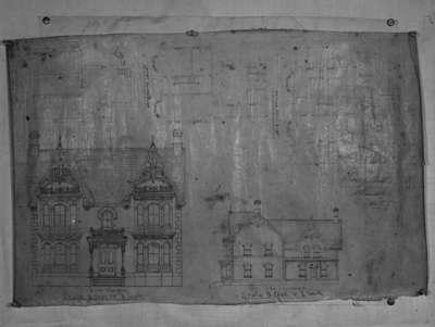 Dr. Hunter Oke Plan of House (Image 3 of 3)