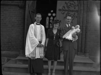 Jack Trueman - Christening of Baby (Image 2 of 2)
