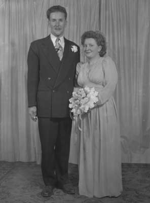 Unidentified Man and Woman (Image 1 of 4)