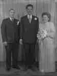 Two Unidentified Men and a Woman (Image 3 of 4)