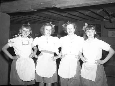 Town Line School Students (Image 2 of 4), June 8, 1948