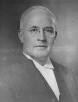 Dilly Benjamin Coleman, Ontario County Judge